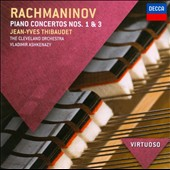 Rachmaninov: Piano Concerto Nos. 1 & 3 / Jean-Yves Thibaudet, piano