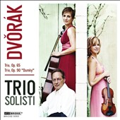 Antonin Dvorak: Piano Trios