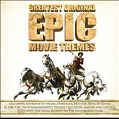 Various Artists: Great Original Epic Movie Themes