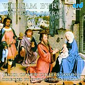 Byrd: Cantiones Sacrae (1575) / Higginbottom, New College