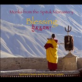 Monks From the Spituk Monastery: Blessing [Digipak]