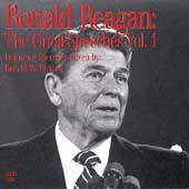Ronald Reagan: Great Speeches, Vol. 1