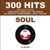 Various Artists: 300 Hits: Soul [Box]