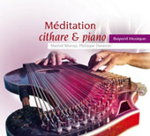 'Méditation:' Works for Zither & Piano by Brahms, Satie, Chopin, et al. / Martial Murray, zither; Phillippe Davenet, piano.