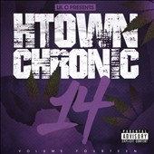 Lil C: H-Town Chronic, Vol. 14 [PA]