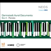 Darmstadt Aural Documents, Box 4:  Pianists