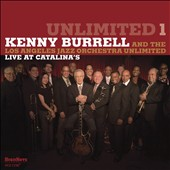 Los Angeles Jazz Orchestra/Kenny Burrell: Unlimited 1 *
