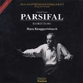 Wagner: Parsifal / Knappertsbusch, Bayreuth Festival 1963