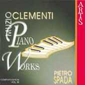 Clementi: Piano Works Vol 18 / Pietro Spada