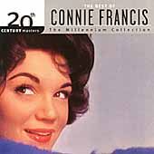 Connie Francis: 20th Century Masters - The Millennium Collection: The Best of Connie Francis