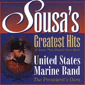 Sousa's Greatest Hits / Schoepper, United States Marine Band