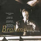 Rubinstein Collection Vol 21 - Brahms