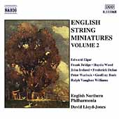 English String Miniatures Vol 2 / Lloyd-Jones, et al