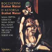 Boccherini, D'Astorga: Stabat Mater / The King's Consort