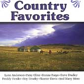 Various Artists: Country Favorites [Columbia River #2]