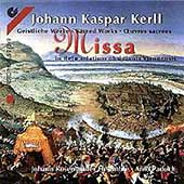 Kerll: Missa, Sacred Works / Paduch, J. Rosenm&#252;ller Ensemble