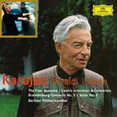 Karajan - The Collection - Vivaldi, Bach / Berlin PO