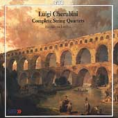 Cherubini: Complete String Quartets / Hausmusik London
