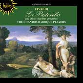 Vivaldi: La Pastorella, etc / Chandos Baroque Players