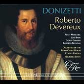 Donizetti: Roberto Devereux / Benini, Miricioiu, Bros, et al