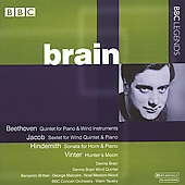 Beethoven, Jacob, Hindemith, et al / Dennis Brain, et al