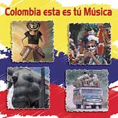 Various Artists: Colombia Esta Es Tu Musica, Vol. 1