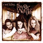 The Waifs: A Brief History...