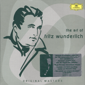 Original Masters - The Art of Fritz Wunderlich