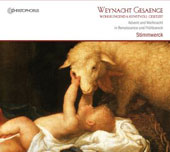 Songs for Christmas and Advent from the renaissance and early baroque / Stimmwerck