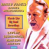 Harry James: Live from Clearwater, Vol. 2