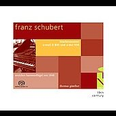 Schubert: Piano Sonatas / Thomas Gunther