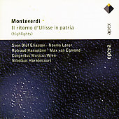 Monteverdi: Il Ritorno D'ulisse In Partia (Highlights)