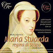 Mercadante: Maria Stuarda (highlights) / Allemandi, Howarth