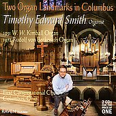 Two Organs in Columbus / Timothy Edward Smith