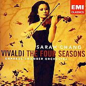 Vivaldi: The Four Seasons / Chang, Orpheus Chamber Orchestra