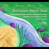 Jeffrey D. Thompson: Brainwave Nature Suite [Box]