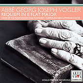 Vogler: Requiem in E Flat Major / Kegelmann, et al
