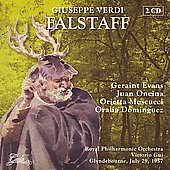 Verdi: Falstaff, etc / Gui, Previtali, Evans, et al