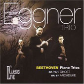 Beethoven: Trios for Piano & Strings / Eggner Trio