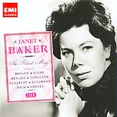 Icon - Dame Janet Baker - The Beloved Mezzo Sings Mahler, Elgar, Berlioz, Chausson, etc