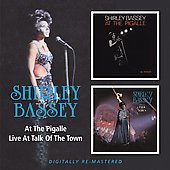 Shirley Bassey: At the Pigalle/Live at the Talk of the Town