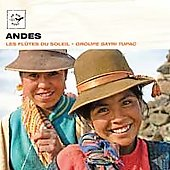 Air Mail Music/Sayri Tupac: Air Mail Music: Andes - Flutes of the Sun