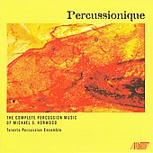 Horwood: Percussionique / Toronto Percussion Ensemble