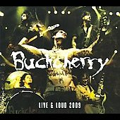 Buckcherry: Live & Loud 2009 [PA]