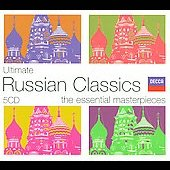 Ultimate Russian Classics - The Essential Masterpieces