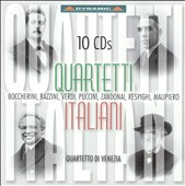 Quartetti Italiani [Box Set]