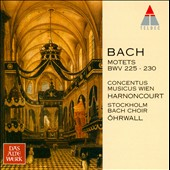 Bach: Motets BWV 225-230