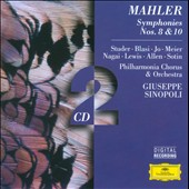 Mahler: Symphonies Nos.8 & 10