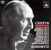 Horowitz Performs Chopin