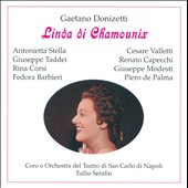 Donizetti: Linda Di Chamounix / Tulio Serafin